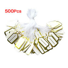 500 pieces Price Tags Labels Price Labels for Jewelery Lw