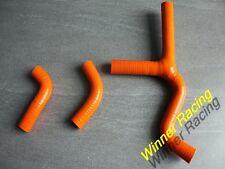 silicone radiator hose fit KTM 250/400/450/525 EXC/MXC/-G/RACING/XC-W 2003-2007