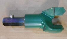 Hex Shank Coal Cutter Bit (Carbide tips) (M-3)