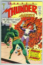 Thunder Agents #2 January 1966 F/VF Wood, Crandall art