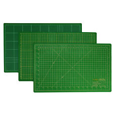 """Self Healing Cutting Mat 24"""" by 36 """" + 45mm rotary cutter for quilters and sewer"""