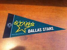 Dallas Stars FELT NHL HOCKEY PENNANT! FREE SHIPPING!