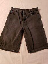 South Pole Boys Shorts Black/Dark Gray Denim