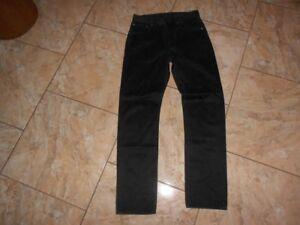H3133 Levis 534 Jeans W29 Schwarz  Gut