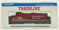WALTHERS HO SCALE MODEL CANADIAN PACIFIC 1642 LOCOMOTIVE ENGINE - TESTED