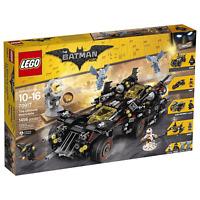 LEGO 70917 Batman Movie Ultimate Batmobile New*Sealed*Retired