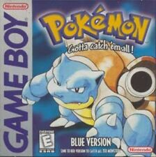 Pokemon Blue Nintendo Game Boy