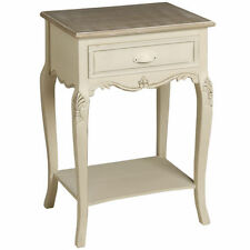 French Country Bedside Tables & Cabinets