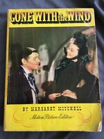 Gone With the Wind by Margaret Mitchell (1939, Motion Picture Edition Paperback)
