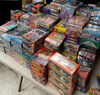 HUGE LOT OF 1000 BASEBALL CARDS DADS COLLECTION LIQUIDATION FIRE SALE! - FREE SH