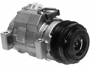 For 2003-2008 Hummer H2 A/C Compressor Denso 41976BT 2004 2006 2007 2005 6.0L V8