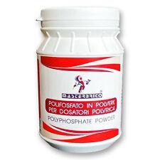 Polifosfato in polvere 1 kg polifosfati caldaia ricarica polifosfati masterbrico