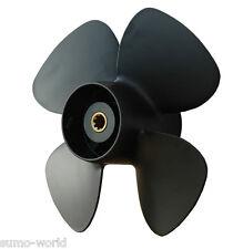 SOLAS Propeller Alu 4 Blatt 10 x 7  für Suzuki 8, 9,9, 15 & 20 PS Schubpropeller