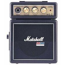Marshall MS-2 Micro Guitar Amplifier