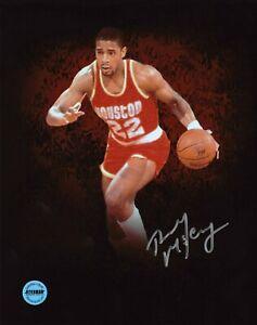 Houston Rockets RODNEY MCCRAY signed autographed 8 X 10 PHOTO