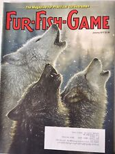 Fur-Fish-Game Magazine Big Winter Blue Cats January 2011 081717nonrh