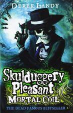 Mortal Coil (Skulduggery Pleasant) By Derek Landy