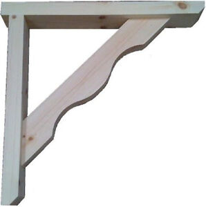 500mm - 800mm  HANDMADE GALLOWS BRACKETS PRESSURE TREATED JOINERY GRADE TIMBER