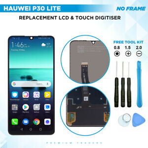 For Huawei P30 Lite Replacement LCD Screen Touch Digitizer Display Assembly UK
