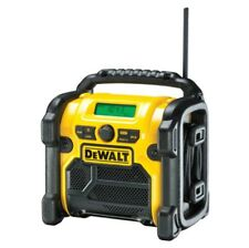 DeWalt 10.8V - 18V AM / FM XR Radio DCR019-XE Tool Only