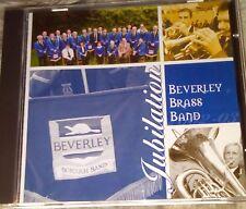 BEVERLEY BRASS BAND JUBILATION CD MUSIC