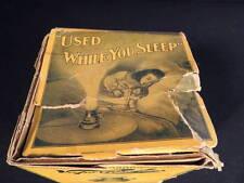 Circa 1900 Early Electric 'Vapo-Cresolene' Vaporizer Lamp w/ Original Box