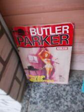 Butler Parker, Heft Nr. 141: Hetzjagd auf ein Nummerngirl