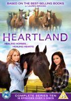 Neuf Heartland Série 10 DVD