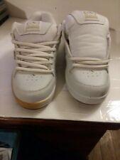 Adio Shaun White Size 7 Shoe like New Rare! White - Gold - Gum Shawn 70390