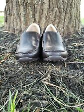 Boys Size 2 Brown Slip-On CHILDREN'S PLACE Dress Shoes