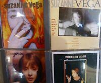 Suzanne Vega- 4-CD-Sammlung