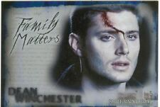 Supernatural Season 2 Chase Card Family Matters FM-2 Dean Winchester