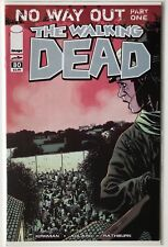 Walking Dead # 80 Comic Kirkman Image