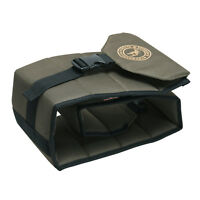 Tourbon Gun Shotgun Soft Case Cover Slip Bag Thick Padded Scabbard 600D Green