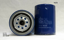 Wesfil Oil Filter WZ9 fits Ford Mustang 3.8, 3.8 (Gen IV)