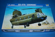 """Trumpeter 01622 - CH-47D """"Chinook""""  scala 1/72"""