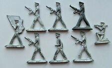 Vintage Soviet toys,tin soldier,sailors,USSR