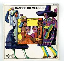 "LOS MARIACHIS Vera Cruz Vinyle 45T EP 7"" DANSES DU MEXIQUE - UNIDISC 45318 RARE"