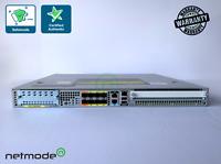 Cisco ASR1001-X - 6 Port built-in GE Router w/ Dual PWR 8GB DRAM - Warranty