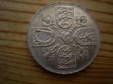 1953 CROWN - Queen Elizabeth Coronation Five Shillings
