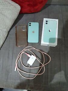 Apple iPhone 11 - 64Go - Vert (Désimlocké) A2221 (CDMA + GSM)
