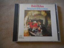 "BOB DYLAN ""BRINGING IT ALL BACK"" CD MAGGIES FARM SUBTERRANEAN HOMESICK BLUES"