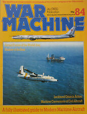 War Machine Issue 84 Modern Maritime Aircraft, Lockheed P-3 Orion cutaway