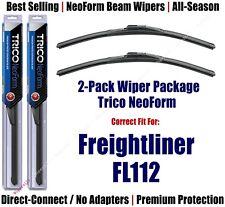 2pk Super-Premium NeoForm Wipers fit 1996-2003 Freightliner FL112 16240x2