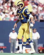 NOLAN CROMWELL 1981 LA LOS ANGELES RAMS 8X10 PHOTO