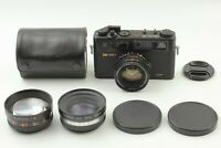 [Near Mint Meter Work] Yashica Electro 35 GT Rangefinder Camera SET From Japan