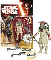 Hasbro Star Wars Constable Zuvio Action Figure Disney The Force Awakens NEW