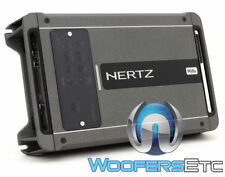 HERTZ ML POWER 4 MILLE AMP 4-CHANNEL 1000W RMS COMPONENT SPEAKERS AMPLIFIER NEW