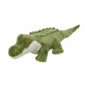 "Wild Republic Mini Ecokins Crocodile 8"" Recycled Soft Plush Toy"