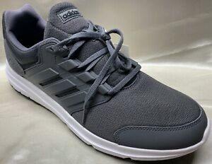 Adidas Performance Galaxy 4 F36162 Runningschuhe Sneaker Turnschuhe grau 49 1/3